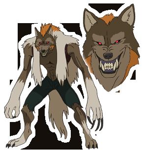 狼の画像 p1_15